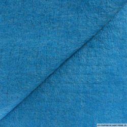 Laine mohair tricot poils corail
