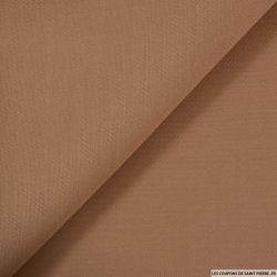 Crêpe de laine et soie couleur chair