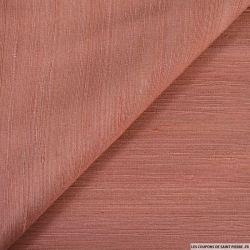 Doupion de soie vieux rose
