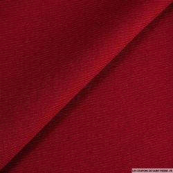 Milleraies de soie rouge cramoisi