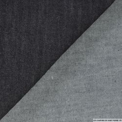Jean's coton elasthane bleu brut