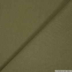 Milleraies de soie vert kaki