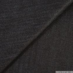 Jean's coton bleu cobalt