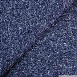 Maille camouflage numérique bleu