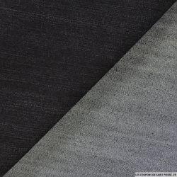 Jean's coton souple élasthanne gris noir
