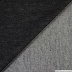 Jean's coton élasthanne gris ardoise