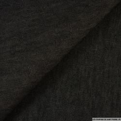 Jean's coton gris rigide