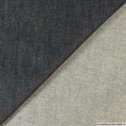 Jean's coton gris foncé