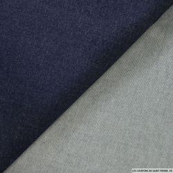 Jean's coton et elasthane marine