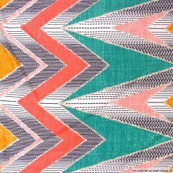 Jersey imprimé flèches à pois