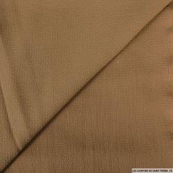 Jersey texturé taupe