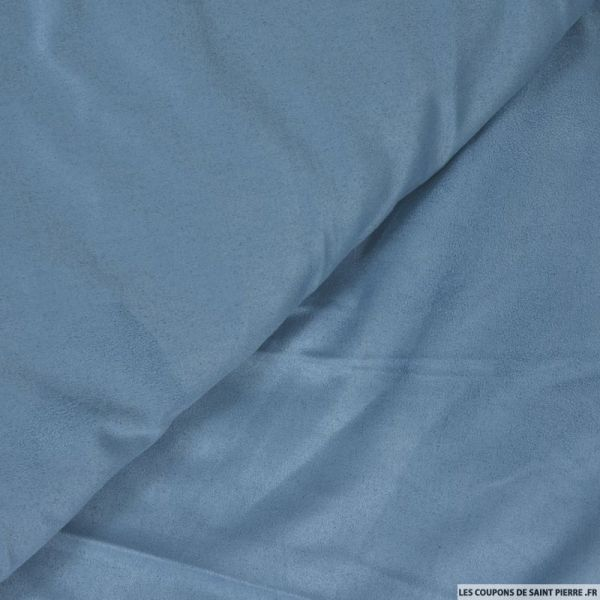 Chamoisine polyester couleur bisque