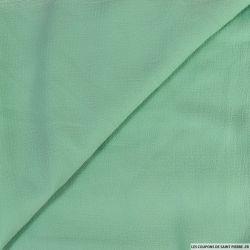 Jersey texturé verre d'eau