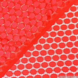 Dentelle rachel maurice rouge