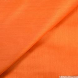 Satin duchesse polyester orange