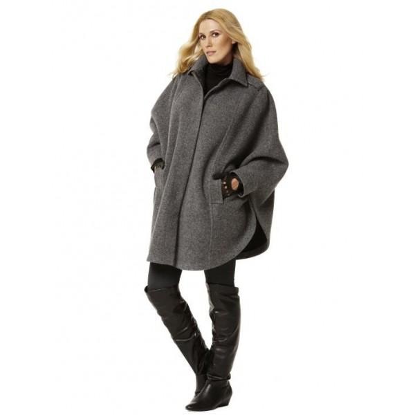 Modele patron gratuit manteau femme