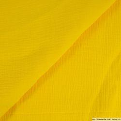 Double gaze jaune soleil