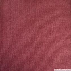 Coton imprimé mini carreaux bordeaux