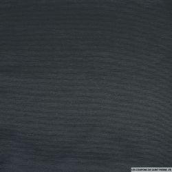 Toile ottoman polyester noir