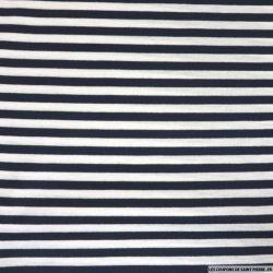 Jersey polyester marinière