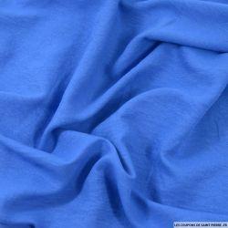 Microfibre légère polyester bleu roi