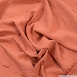 Microfibre légère polyester vieux rose