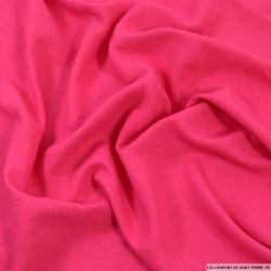Microfibre légère polyester fuchsia