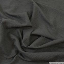 Microfibre légère polyester noir