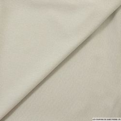 Maille polyester muse gris