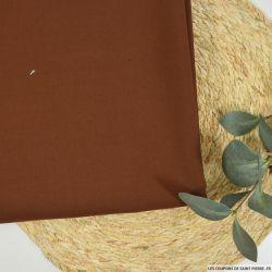 100% laine Grain de poudre chocolat