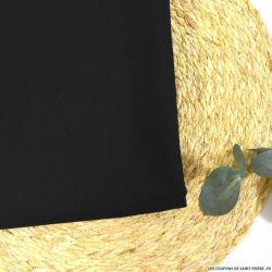 100% laine Grain de poudre noir