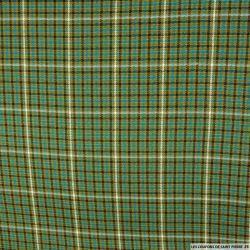 Clan écossais kaki et canard