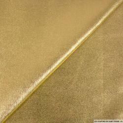 Bengaline imprimée dorée