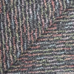 Tweed fantaisie pastels