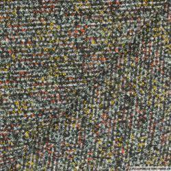 Maille Tweed jarre Lisa multicolore
