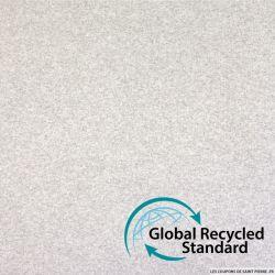 Sweat minkee recyclé gris clair