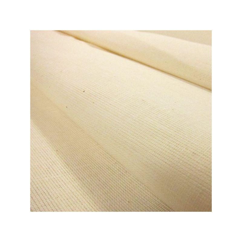 tissu 100 coton toile patron cru au m tre. Black Bedroom Furniture Sets. Home Design Ideas