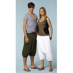 Patron n°7546 : Pantalon sarouel
