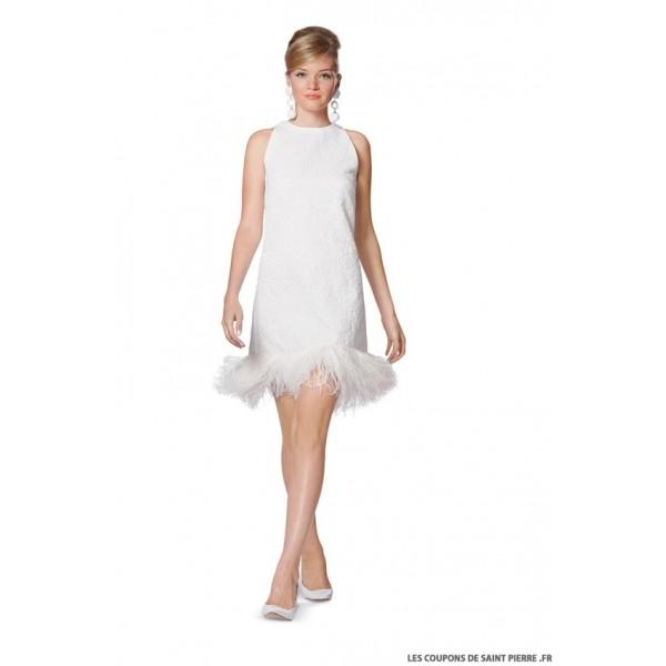 Modèle n°7056 : Robe