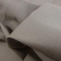 Tissus Piqué de coton milleraies uni taupe