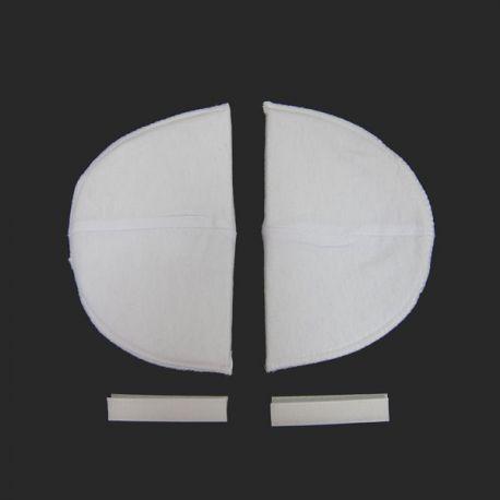 Epaulettes classiques blanches