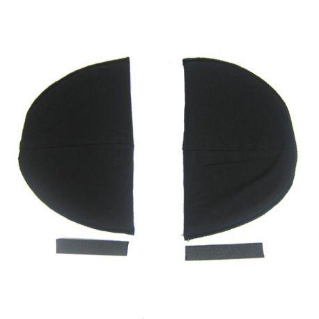 Epaulettes classiques noires