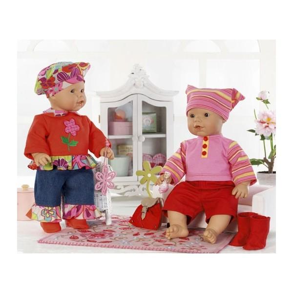 Modèle n°7903 : Robes de poupées