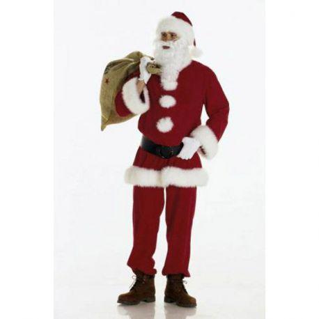 Patron n°: 2466 Père Noël & Bouffon