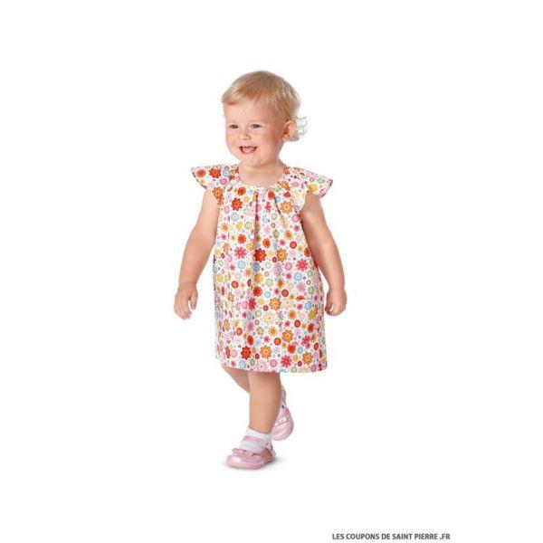 Patron N°9435 : Coordonnés bébé