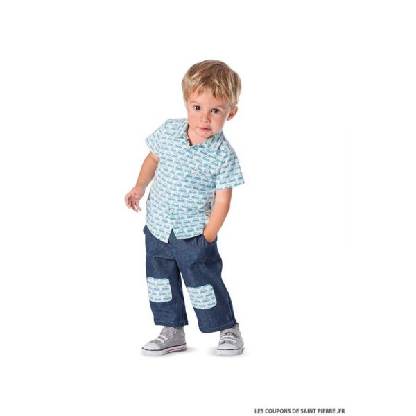 Patron N°9436 : Coordonnés bébé