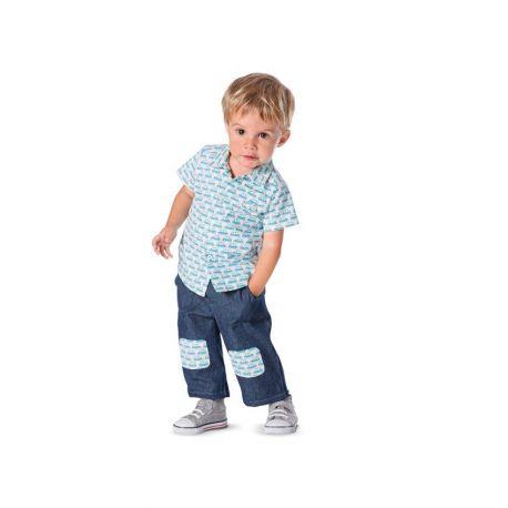 Patron n°6897 : Pantalon, short