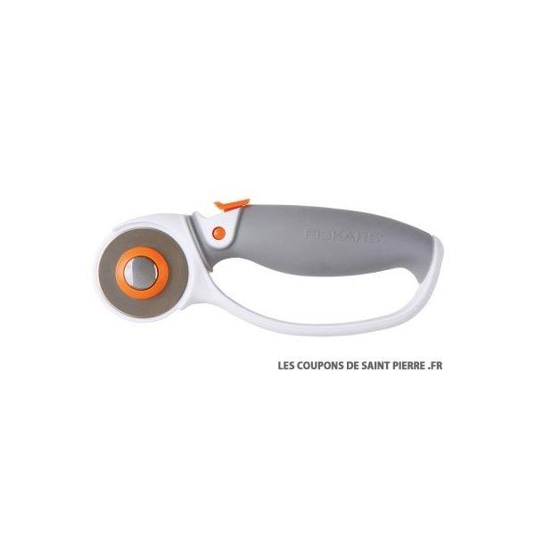 Cutter rotatif Fiskars 45mm