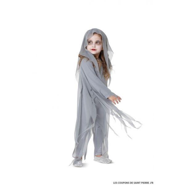 Patron n°2370 : Déguisement fantôme pour enfant