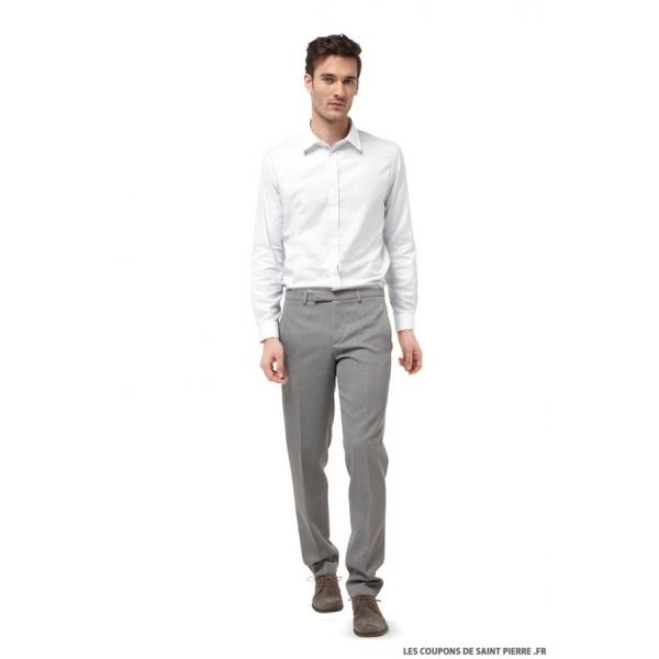 Patron n°6874 : Chemise pour homme avec variantes de col